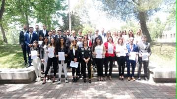 Se realizó la 2da jura de egresados/as de la Facultad de Ciencias Económicas Sede Mendoza