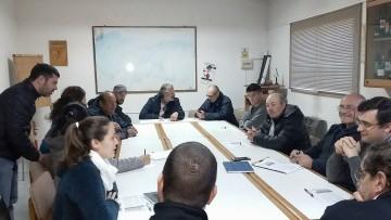 Se realizó el primer taller de prospectiva hídrica de la Subcuenca del Río Tunuyán Superior