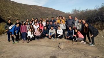 Más de 600 estudiantes de la FCE participan del programa de Actividad Física Saludable