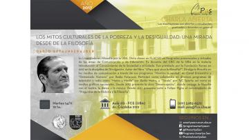Programa Amartya SEN: Charla abierta de Dario Sztajnszrajber