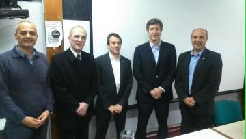 El secretario de finanzas de la Nación realizó una exposición en nuestra facultad