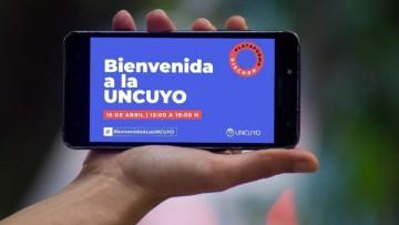 """Celebrar en la virtualidad: cuenta regresiva para la """"Bienvenida a la UNCUYO"""""""
