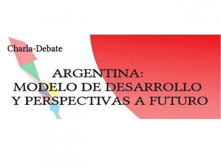 Debatirán sobre el modelo de desarrollo del país y las perspectivas futuras