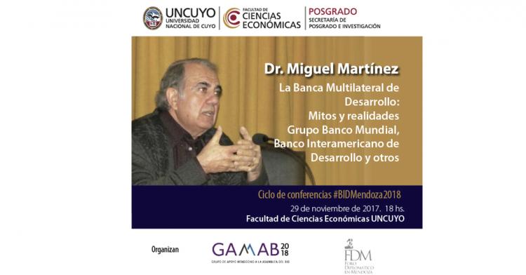 Ciclo de Conferencias BID Mendoza
