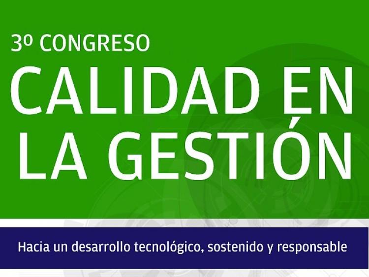 Entregan certificados de asistencia del Congreso de Calidad en la Gestión