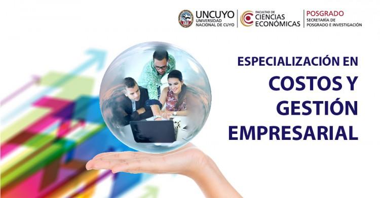 Especialización en Costos y Gestión Empresarial