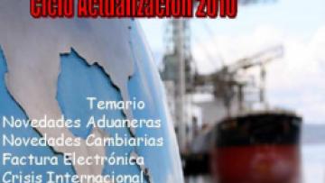 Comienza el Ciclo de Actualización en Comercio Exterior