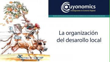 Ya se encuentra disponible la 6ta publicación de Cuyonomics