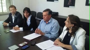 imagen que ilustra noticia Acuerdo para generar un observatorio de tarifas entre la Facultad de Ciencias Económicas y la Secretaría de Servicios Públicos del Gobierno de Mendoza