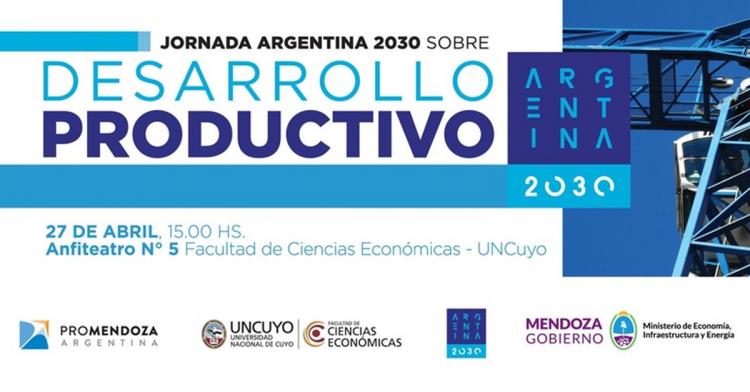 Jornadas Desarrollo Productivo, Argentina 2030