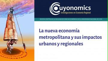 Ya se encuentra disponible la 5ta publicación de Cuyonomics