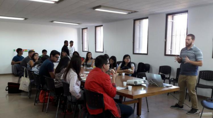 Estudiantes de Intercambio   FCE UNCUYO