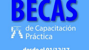 Becas Capacitación Practica
