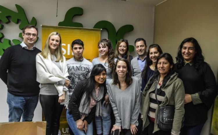 Becarios BIPU que estudiarán un semestre en el extranjero