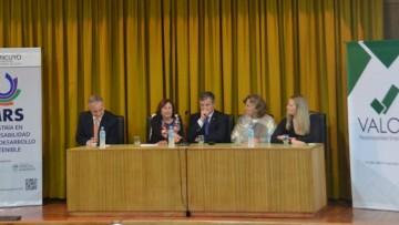 Se realizó el acto inaugural de la Maestría en Responsabilidad Social y Desarrollo Sostenible