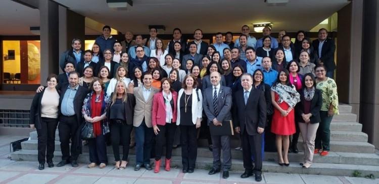 Estudiantes ecuatorianos visitaron la FCE