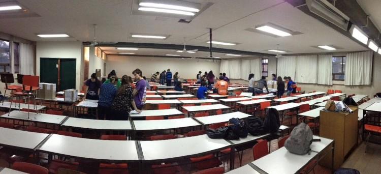 Concluyeron las elecciones del Centro de Estudiantes