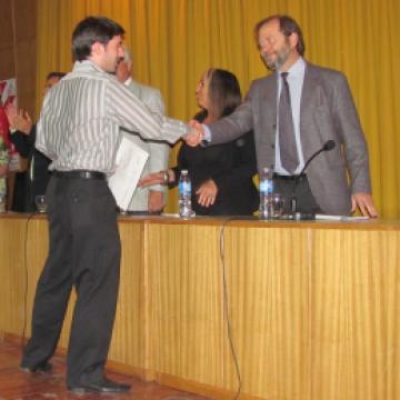 Entrega de Certificados de la Primera Edición del Curso de NIIF
