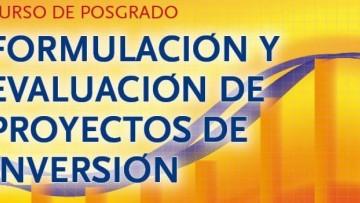 Nueva edición: Formulación y Evaluación de Proyectos