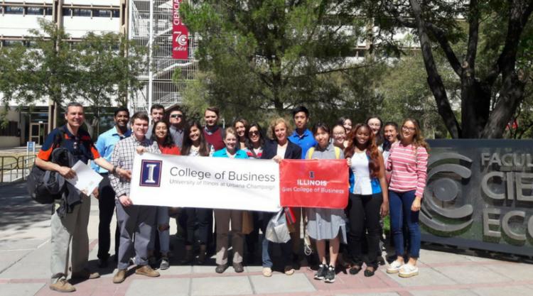 Se realizó el Programa Cooperativo con la Universidad de Illinois