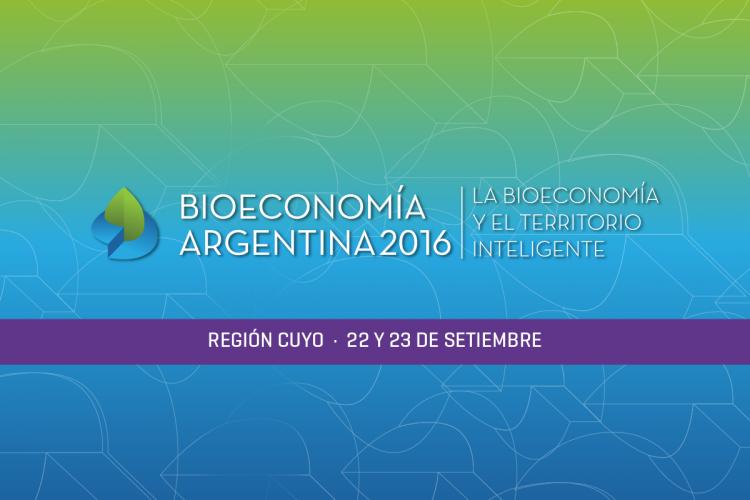 A través de un Simposio estimularán el desarrollo de la Bioeconomía en Cuyo