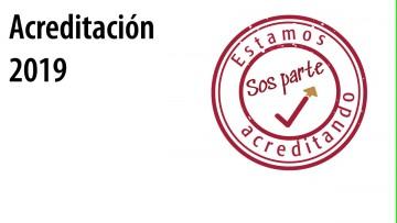 La Facultad de Ciencias Económicas se encuentra en proceso de acreditación de la carrera de Contador Público