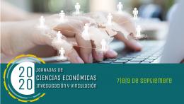 Jornadas de Ciencias Económicas 2020