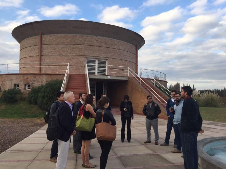 El MBA- UNCuyo recibe a estudiantes del MBA de Darden,  Universidad de Virginia.