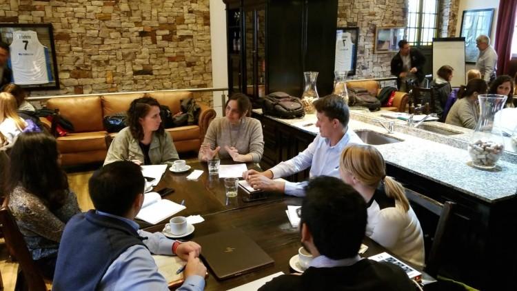 Proyecto de Intercambio de Posgrado con el MBA de Darden | Universidad de Virginia