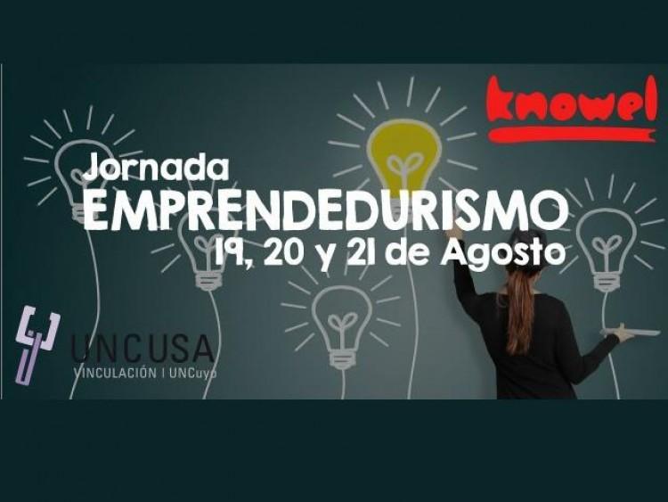 Realizarán las Jornadas de Emprendedurismo en la Universidad