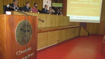 imagen que ilustra noticia Se realizó la  Jornada de Innovación Social: Los nuevos desafíos para la producción y el desarrollo sostenible