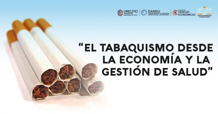 """Jornada de Extensión: """"El tabaquismo desde la economía y la gestión de la salud"""""""