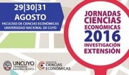Jornadas de Ciencias Económicas 2016