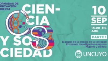 Nuevos desafíos para la UNCUYO: llegan las jornadas de innovación abierta