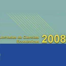 Jornadas de Ciencias Económicas 2008