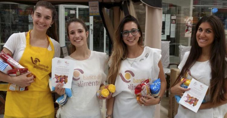 Lic. en Administración Solidarios: Colecta Anual Banco de Alimentos