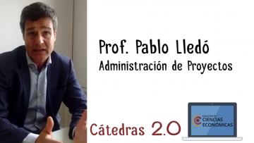 Administración de Proyectos: Una cátedra 100% virtual