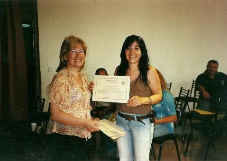 Alumna avanzada de la Facultad nos representó en el 12° Congreso ASET en la UBA