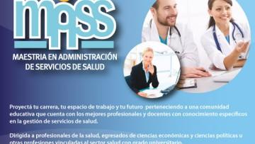 Maestría en Administración de Servicios de Salud. Cohorte 2018/2020