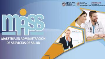 Maestría en Administración de Servicios de Salud. Cohorte 2017/19