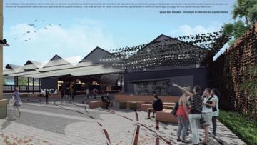 Proyecto Mercado de Productores de la Ciudad de Mendoza