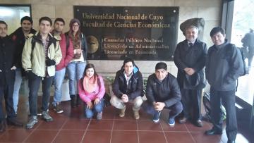 Estudiantes y Docentes de la Universidad del Pacífico visitaron la Facultad