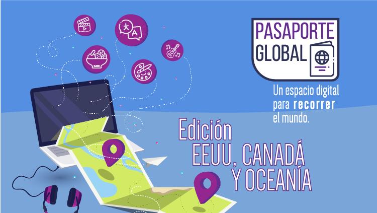 14 charlas y múltiple contenido para descubrir Estados Unidos, Canadá y Oceanía de forma virtual