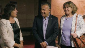 Visita del Gobernador a la Maestría en Responsabilidad Social y Desarrollo Sostenible (MRS)
