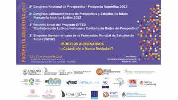 Ya llega el Congreso Nacional de Prospectiva en Mendoza