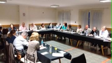 Se llevó a cabo una reunión de docentes de MASS