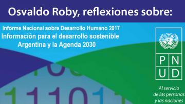 """Reflexiones sobre """"Informe para el Desarrollo Sostenible: Argentina y la Agenda 2030"""""""