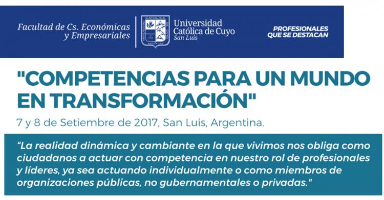 IV Jornadas de Ciencias Económicas - San Luis