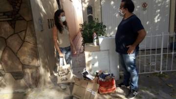 Proponen al personal de la UNCUYO separar los residuos en sus hogares