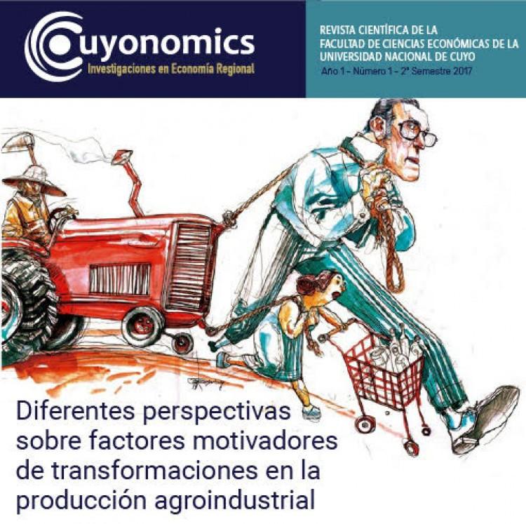 Convocatoria CUYONOMICS | 2018